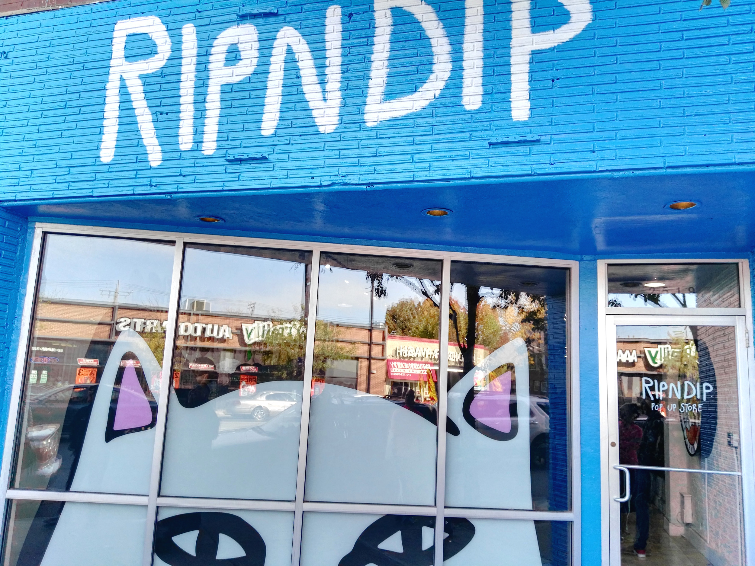Rripndip chicago pop up store