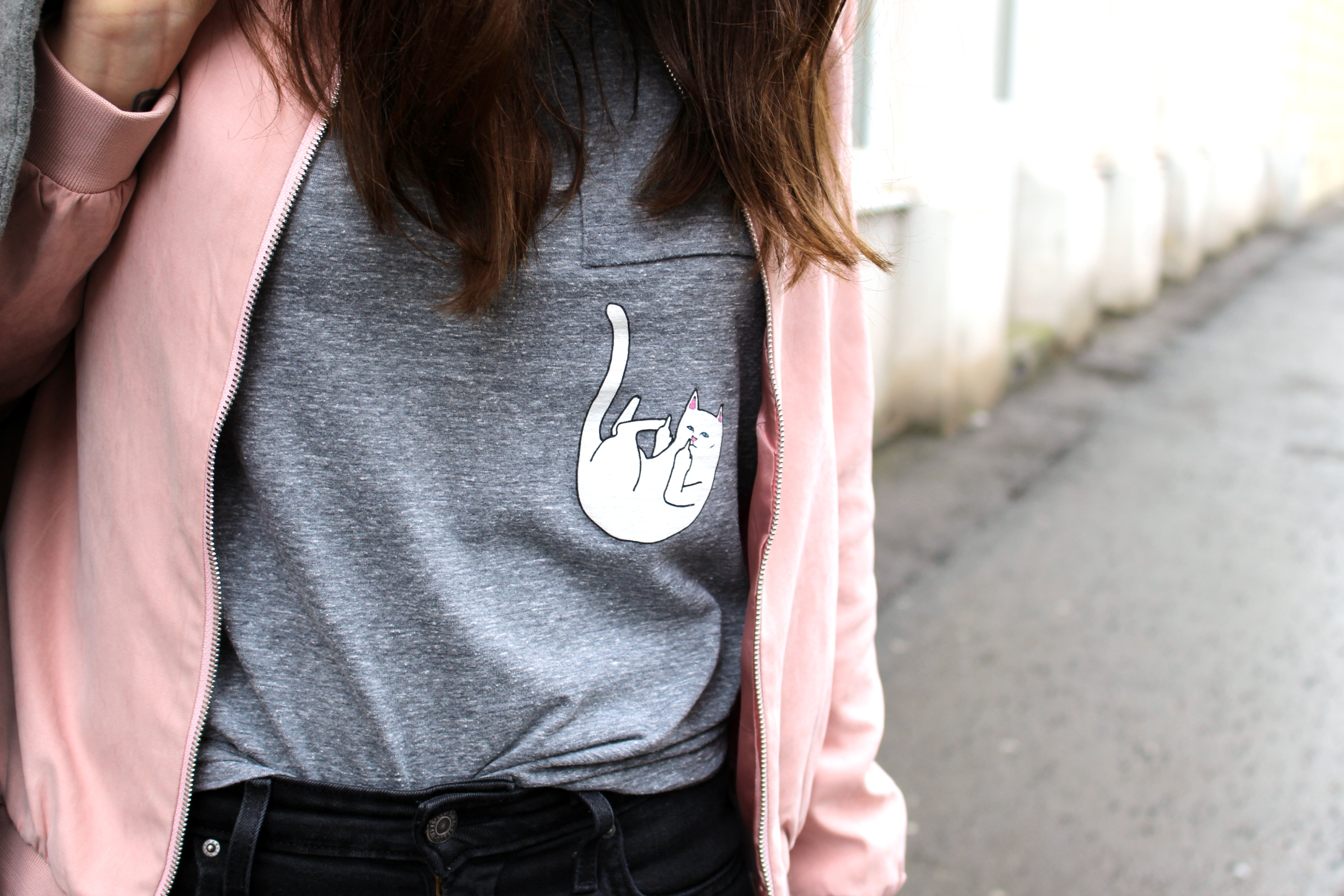 Angry Cat RIPNDIP Outfit Totally Anna2