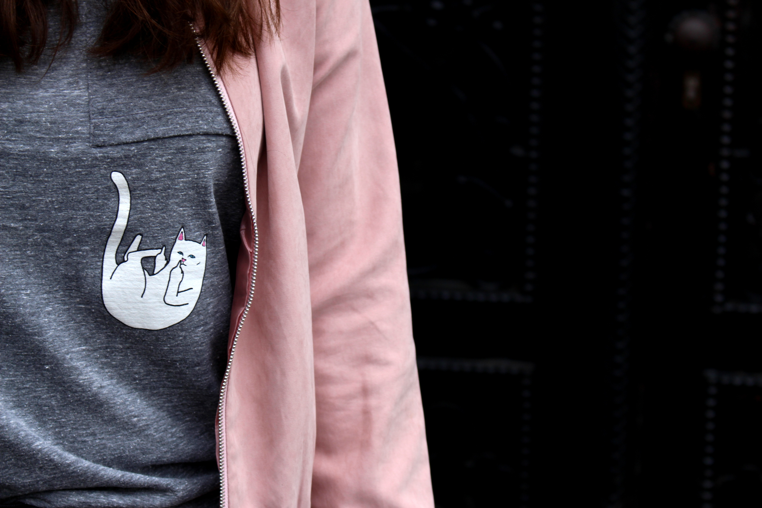 Angry Cat RIPNDIP Outfit